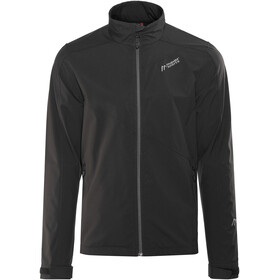 Maier Sports Huelva Softshell Jacket Men Black